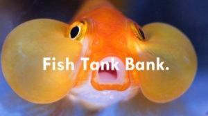 Fish Tank Bank.