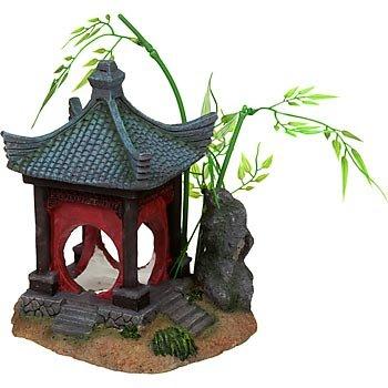 Japanese Fish Tank Decorations