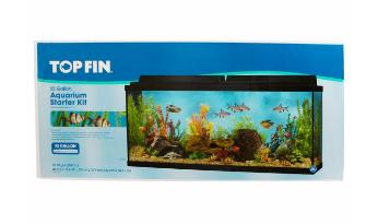 Top Fin 55 Gallon Fish Tank Starter Kit