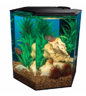 a 5 gallon Marineland aquarium